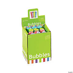 Science Party Bubble Tubes - 12 Pc.