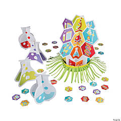 Science Party Table Decorating Kit