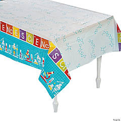 Science Party Tablecloth