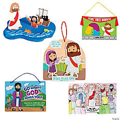 Science VBS Bible Story a Day Kit for 12