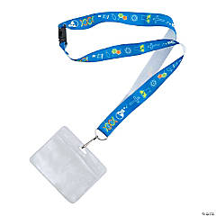 Science VBS Breakaway Lanyards