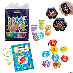 Science VBS Handouts Kit for 48