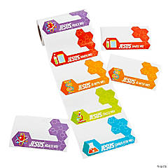 Science VBS Name Tags/Labels