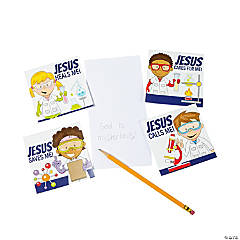 Science VBS Notepads
