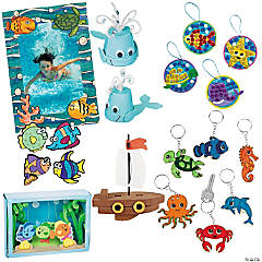 Sea Adventure Boredom Buster Kit
