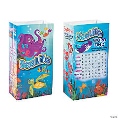 Sea Life Kids' Meal Bags