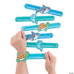 Sea Life Slap Bracelets