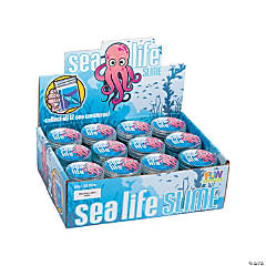 Sea Life Slime with Characters