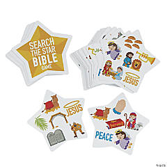 Search the Star Bible Game