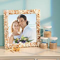 Seashell Frame Idea