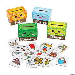 Seasons Sorting Boxes