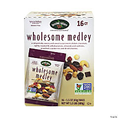 SECOND NATURE Wholesome Medley Mixed Nuts, 1.5 oz, 16 Count