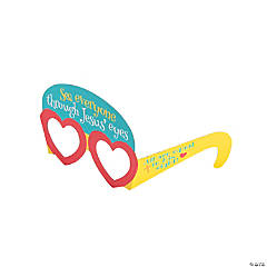 See Through Jesus's Eyes Glasses