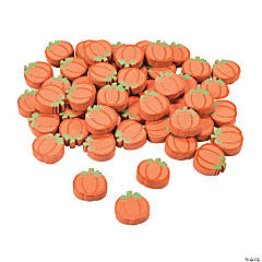 Self-Adhesive Pumpkins