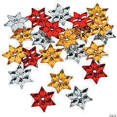Self-Adhesive Star Jewels