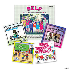 Self Social and Emotional Learning CD Set