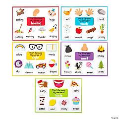 Senses Mini Sticker Scenes