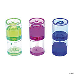 Sensory Liquid Timer Ooze Tube Set