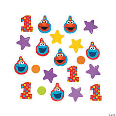 Sesame Street® Elmo Turns One Confetti