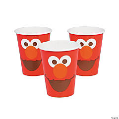 Sesame Street® Elmo Turns One Cups