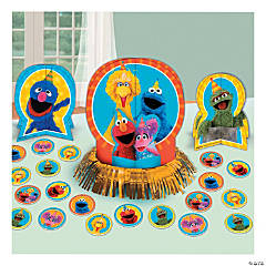 Sesame Street® Table Decorating Kit