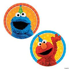 Sesame Street® Paper Dessert Plates - 8 Ct.