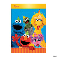 Sesame Street Party Supplies Decorations