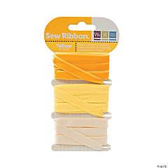 Sew Ribbon™ Yellow - 6 Yards