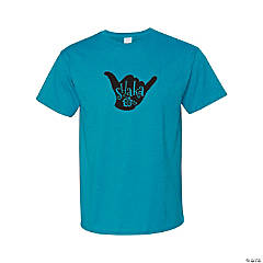 Shaka Adult's T-Shirt - 3XL