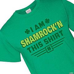 Shamrock'n Women's T-Shirt - Large