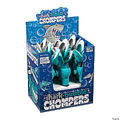 Shark Bubble Bottle Chompers