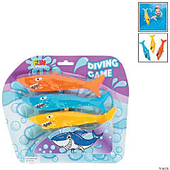 Shark Dive Toys