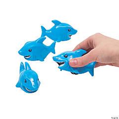 Shark Pull-Back Toys