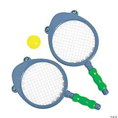 Shark Racket & Ball Game Sets