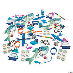 Shark Toy & Activity Assortment