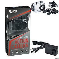 Sharper Image® HD Mini Action Camera