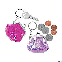 Shimmer Coin Purses