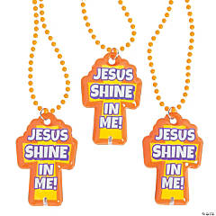 Shine in Me Light-Up Necklaces