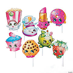Shopkins™ Photo Booth Props