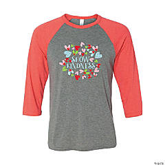 Show Kindness Adult's T-Shirt - Extra Small