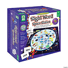 Sight Word Space Station Game