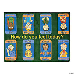 Signs Of Emotions® Classroom Rug