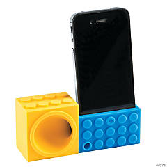 Silicone Brick iPhone® Amplifier