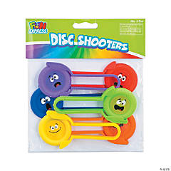 Silly Face Disc Shooters