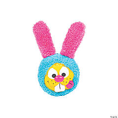 Silly Stuffed Easter Bunnies