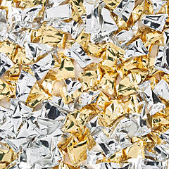 Silver & Gold Buttermint Assortment