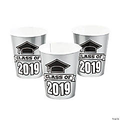 Silver Class of 2019 Cups