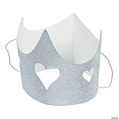 Silver Princess Crowns