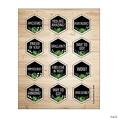 Simply Boho Motivational Stickers