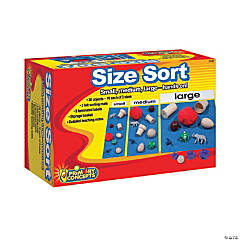 Size Sort, Object Sorting Set
